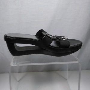 Calvin Klein Yessica sandals mules